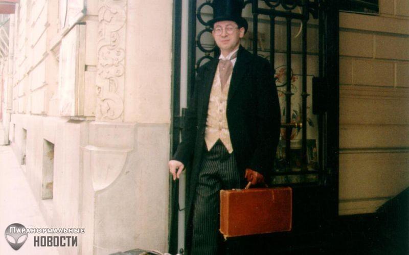 Загадочная смерть самого большого фаната Шерлока Холмса - Paranormal-news.ru