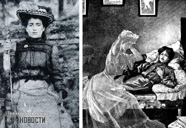 Гринбрайерское привидение или как призрак убитой девушки наказал ее убийцу