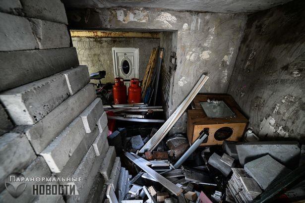 В старом доме записали голоса и шумы неизвестного происхождения