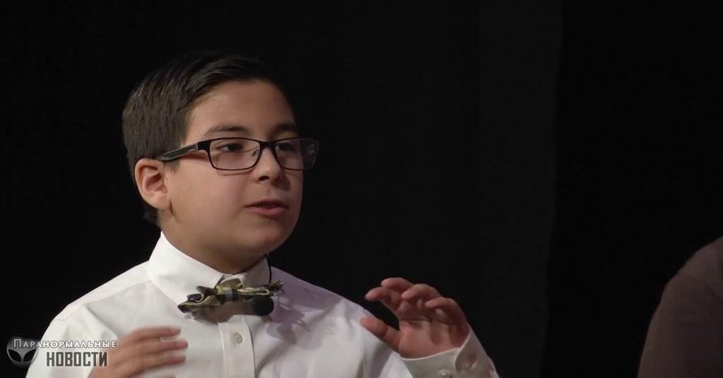 11-летний гений астрофизики заявил, что Бог есть, а Стивен Хокинг был не прав