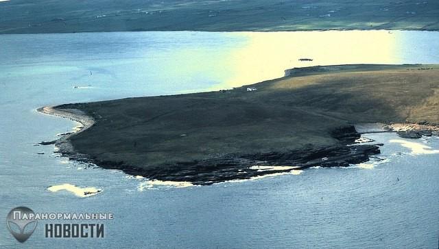 Тайны шотландского острова Эйнхаллоу