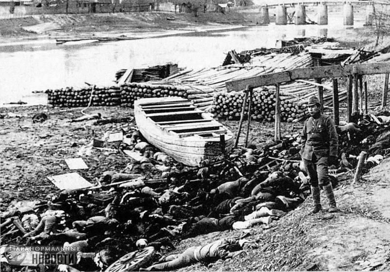 Таинственное исчезновение Нанкинской армии