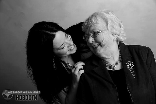 Покойная бабушка навестила внука, рождения которого не дождалась при жизни