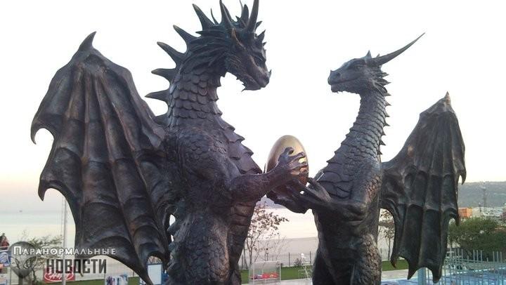 На чем основаны легенды о драконах?