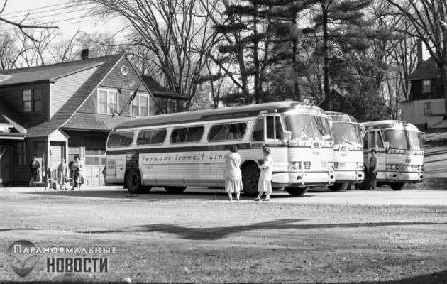 Пропавший из едущего автобуса
