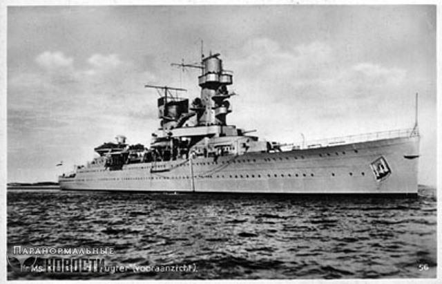 Загадка бесследно пропавших останков затопленных кораблей времен Второй Мировой