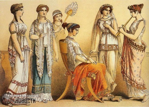 10 удивительных фактов о сексе в Древнем Риме и Греции (18+)