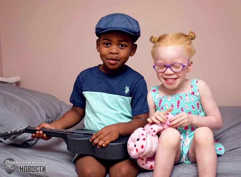 Удивительные близнецы Камси и Качи