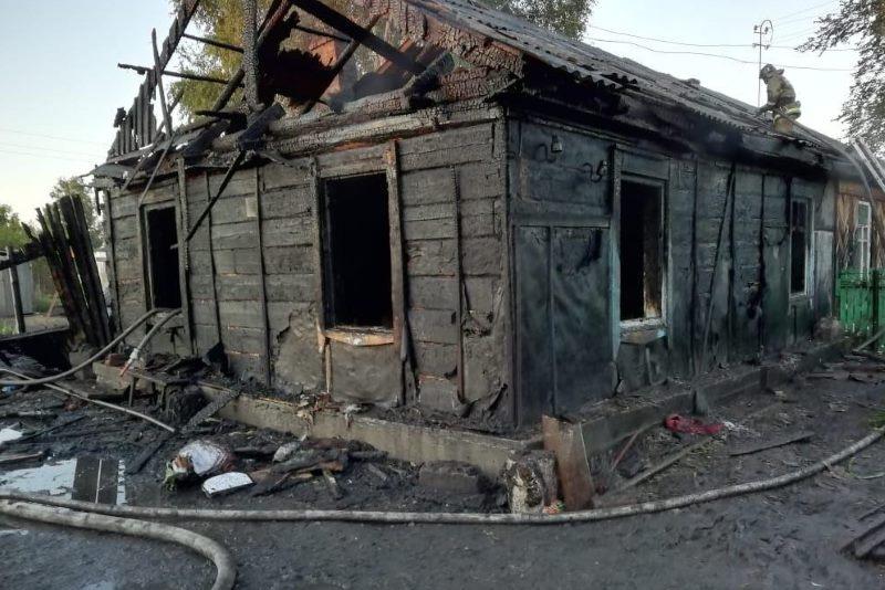 Девушка из Сибири предсказала свою смерть в пожаре?