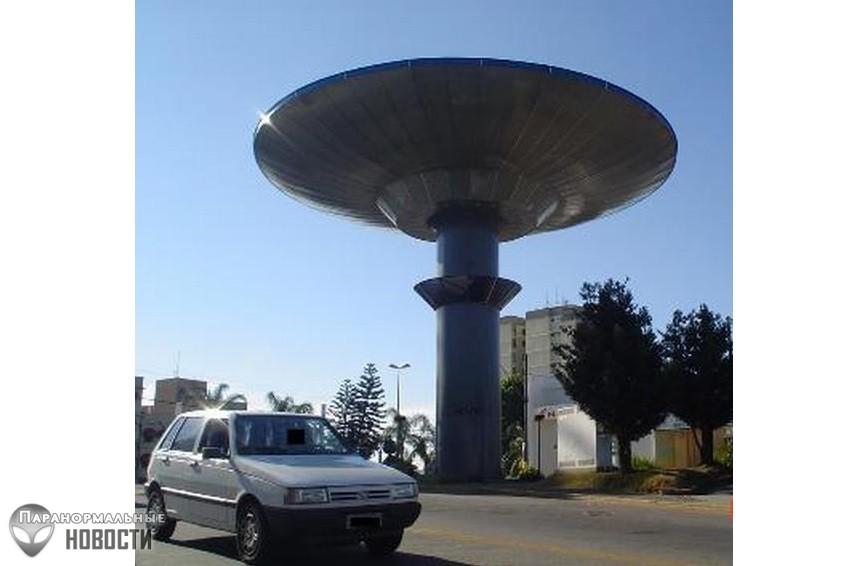 Инцидент в Варжинье или как по бразильскому городу гуляли инопланетяне