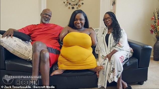 «Я люблю свое тело!»: Рожденная без рук и ног женщина живет полной жизнью