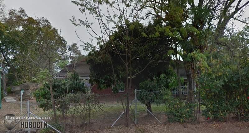 Мрачная тайна африканского дома