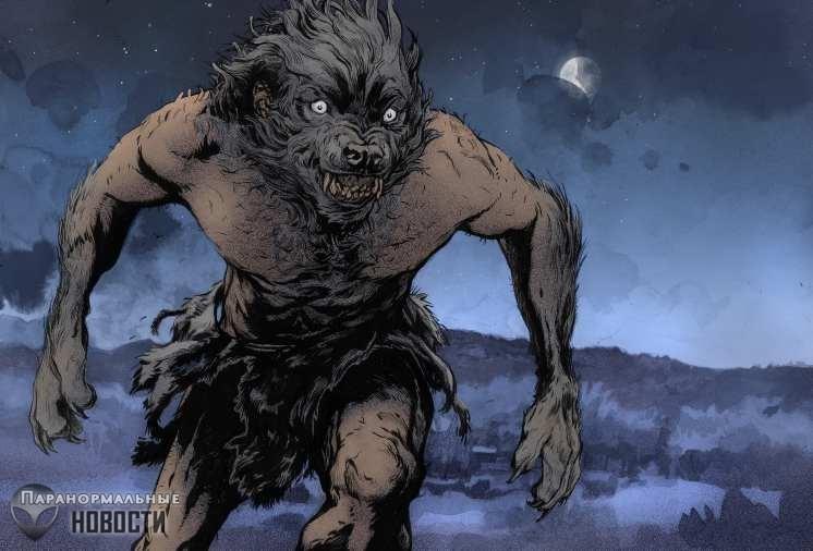 Человек-собака напугал мормонов в резервации индейцев навахо