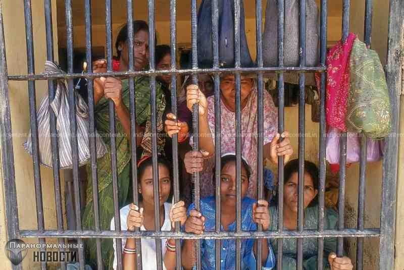 В индийской тюрьме поселился плачущий призрак