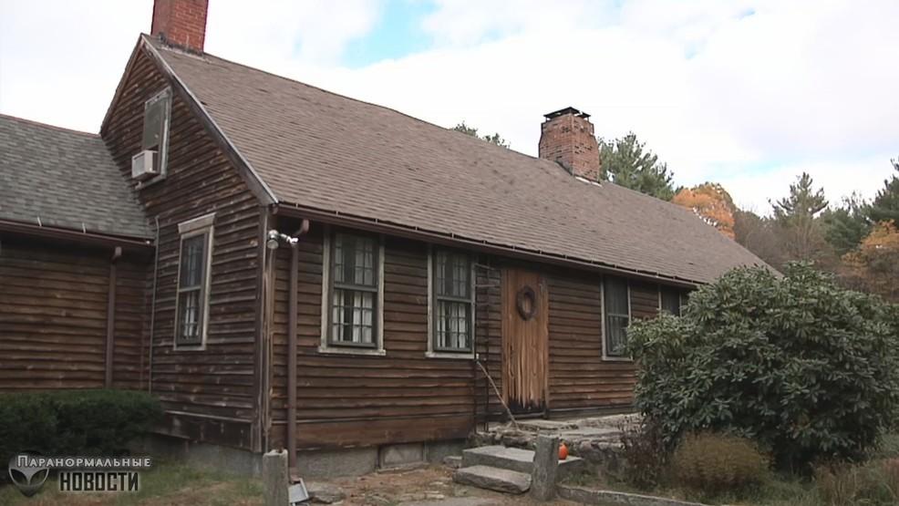 Исследователь аномальных явлений купил проклятый дом и теперь слышит пугающие крики и стуки