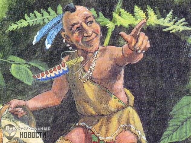 10 маленьких человечков, о которых слагают легенды и сочиняют сказки