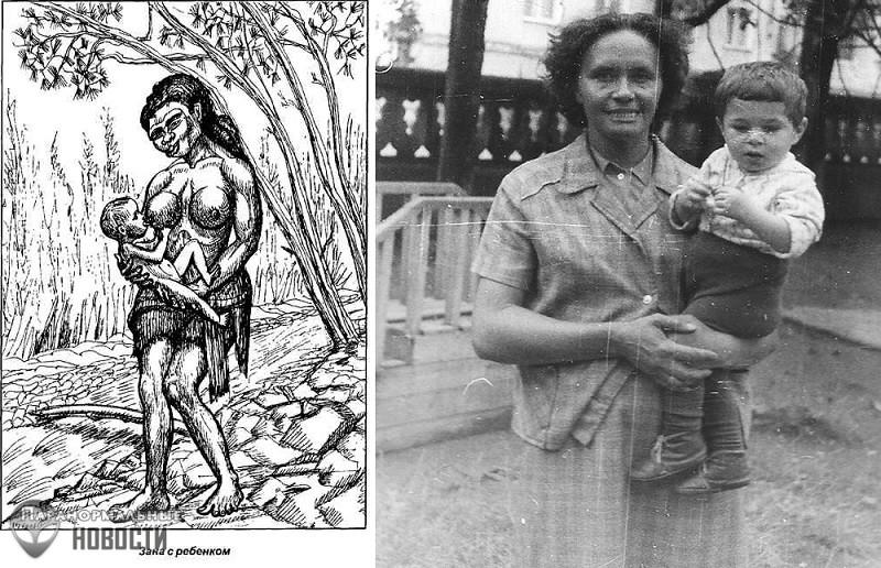 Загадка Алмасты: Йети или выжившие неандертальцы?