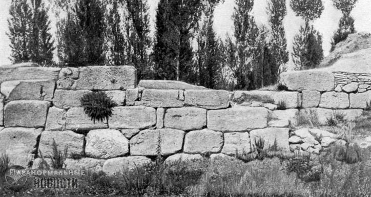 Загадка «шаттла» Топраккала