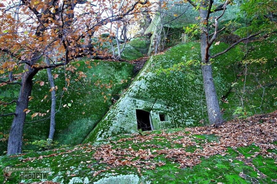 Пещерные храмы древних гигантов Румынии