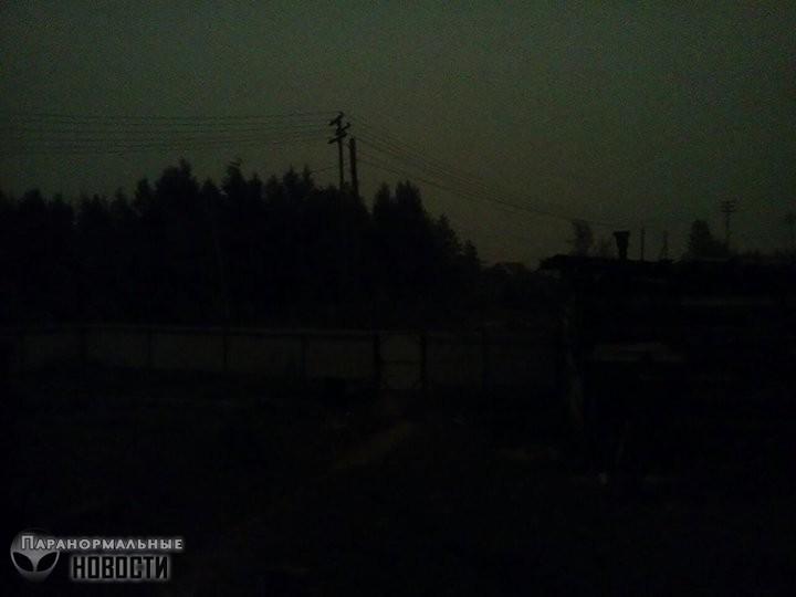 Странная аномалия: В Якутии снова кто-то «украл» Солнце, как и год назад