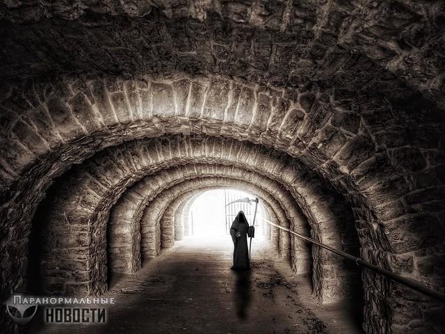 Ужас в черном балахоне: Истории очевидцев о встречах со Смертью