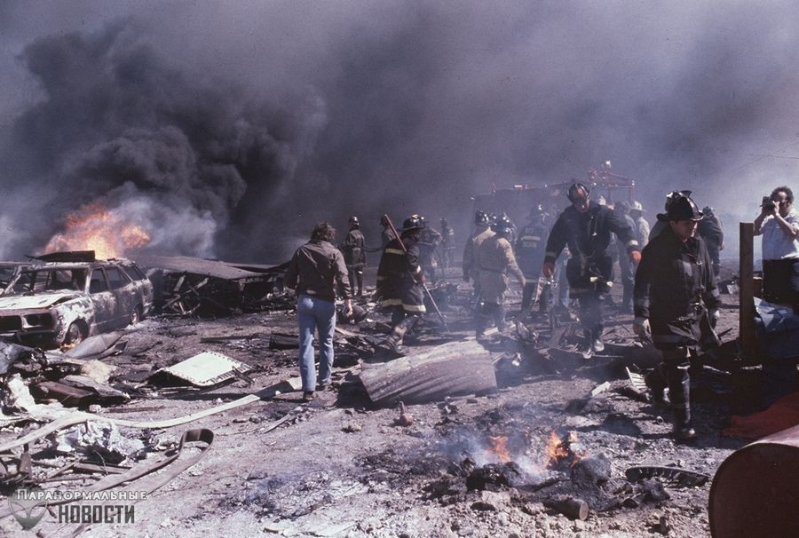 Вещие сны Дэвида Бута и крушение самолета American Airlines