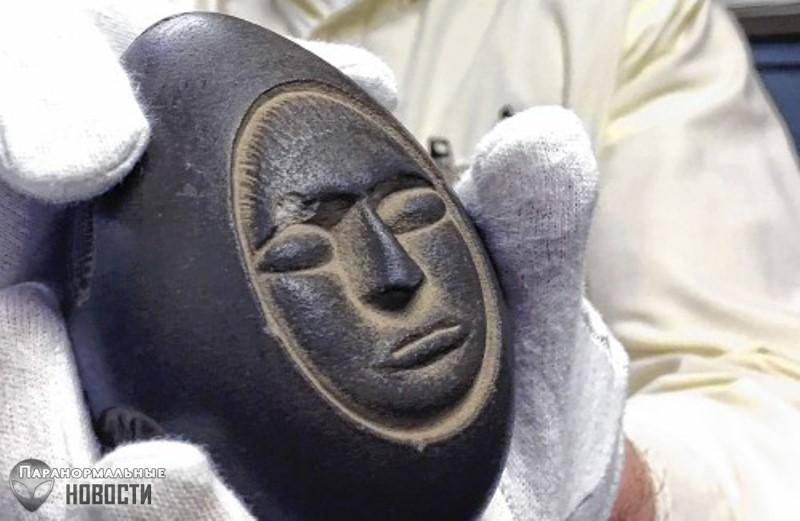 Черное каменное яйцо: Неуместный артефакт из Нью-Гэмпшира