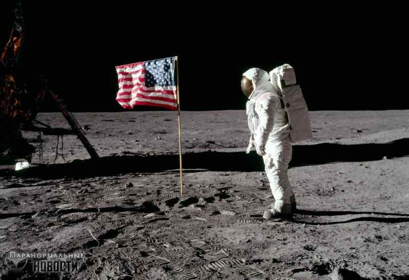 В 2024 году США хотят снова высадиться на Луне