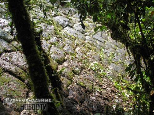 Загадка «Города Гигантов» в Эквадоре