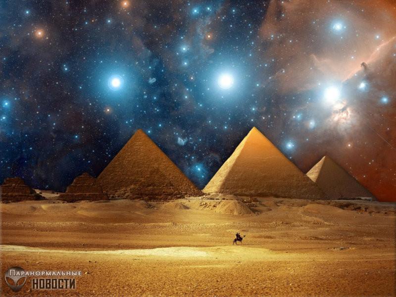 Доказательства присутствия инопланетян в Древнем Египте