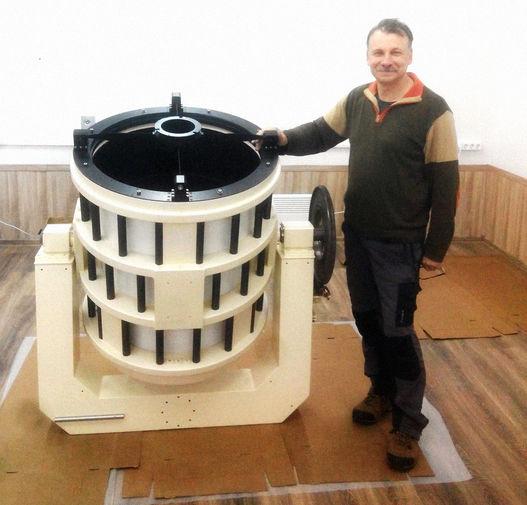 Российский астроном заснял в космосе объект, летящий с невероятной скоростью
