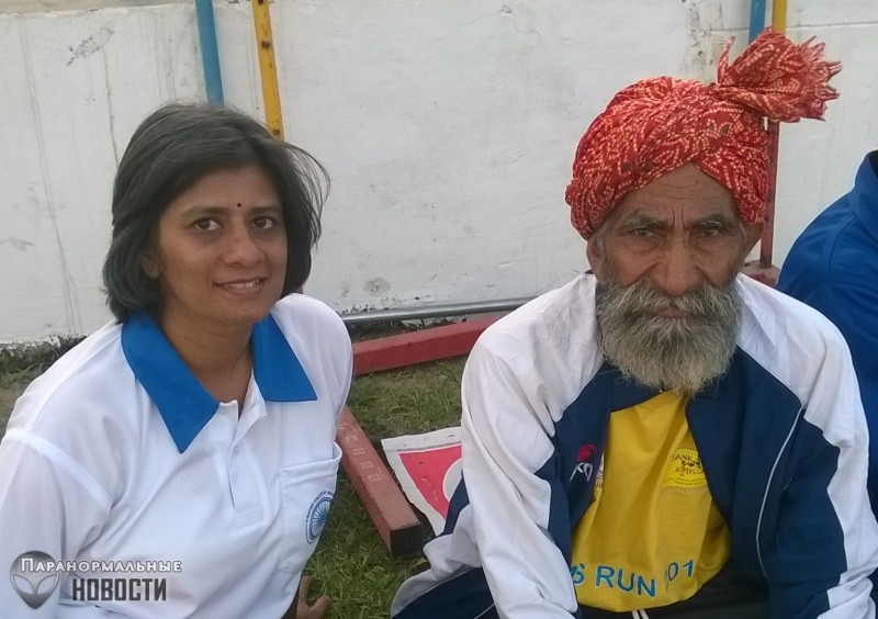 Загадка индийского бегуна, которому 121 год