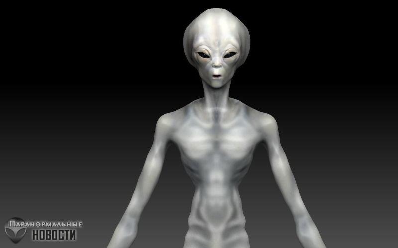 История о пришельце, убитом на территории американской военной базы