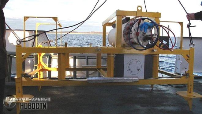 Утащил морской змей? В Балтийском море загадочно пропала германская станция мониторинга
