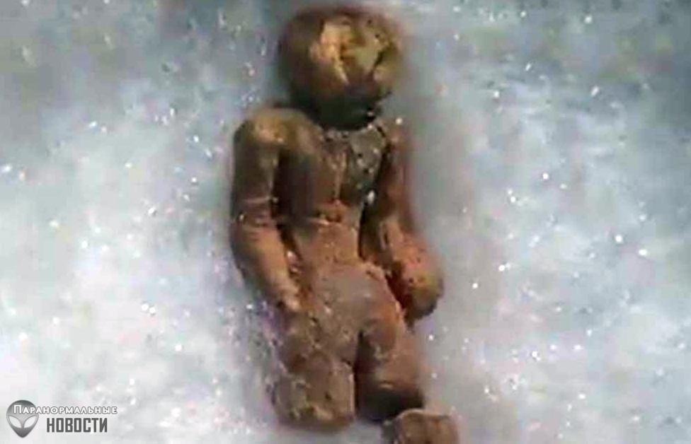 Неуместный артефакт из Нампы: Глиняная куколка, сделанная 2 миллиона лет назад