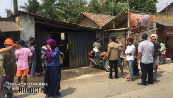 В Индонезии духи приказали матери убить ее ребенка