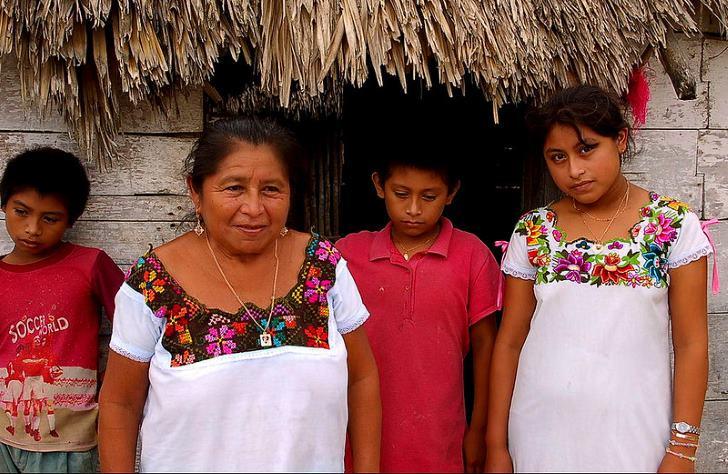 Ацтеки и майя пришли в Америку из Алтайского края
