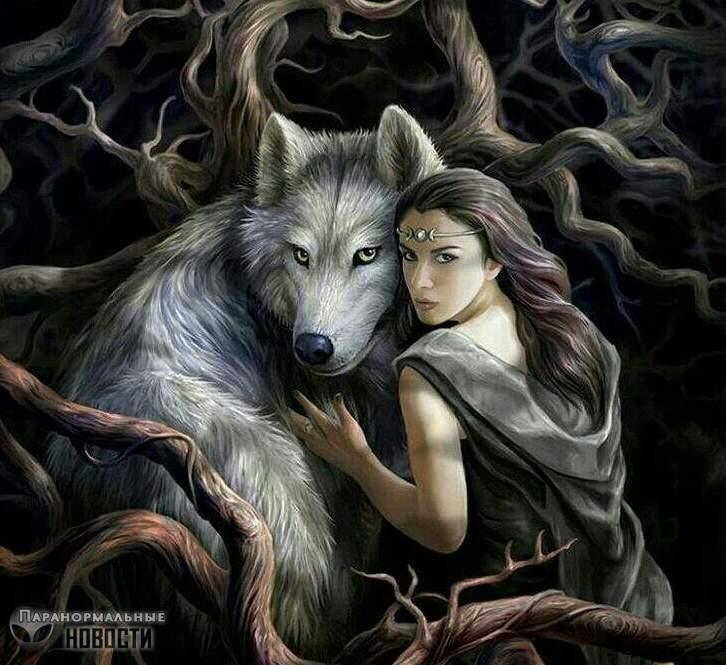 Тайна женщины-волчицы из Техаса