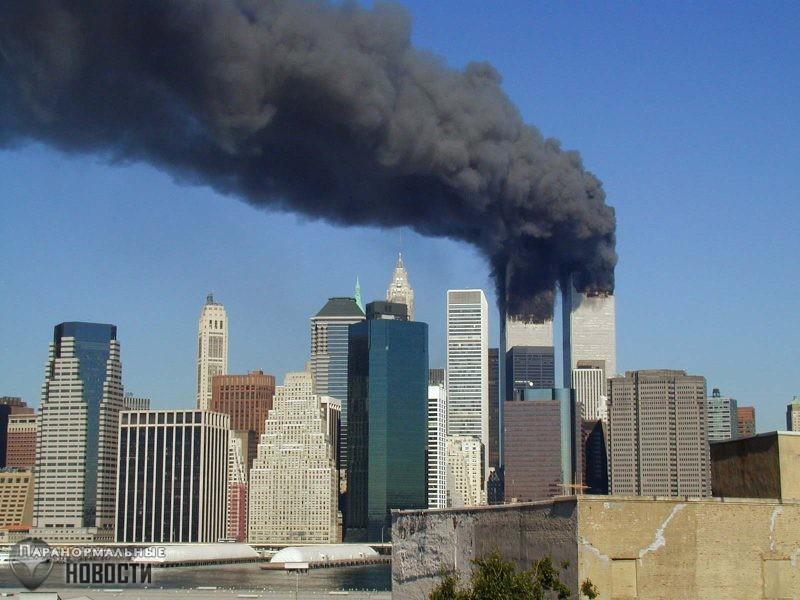 «Меня спасло высшее существо»: История человека, чудом выбравшегося из башни-близнеца 11 сентября