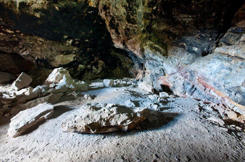 Загадка рыжеволосых гигантов из пещеры в Неваде