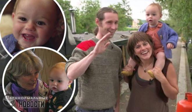 Британская пара сознательно воспитывает своего ребенка бесполым существом