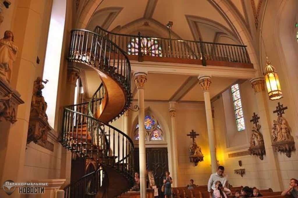 Неизвестный гений, сравнимый с Да Винчи: Вековая загадка винтовой лестницы Лоретто