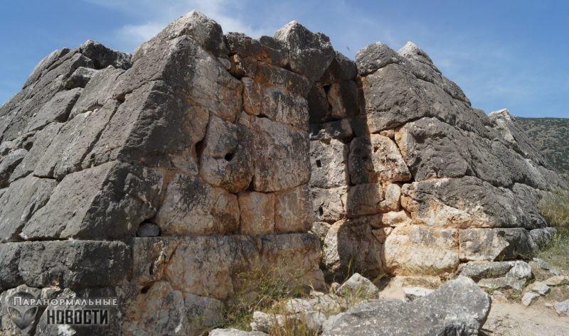 Загадочная греческая пирамида Хеллиникона была построена раньше египетских пирамид