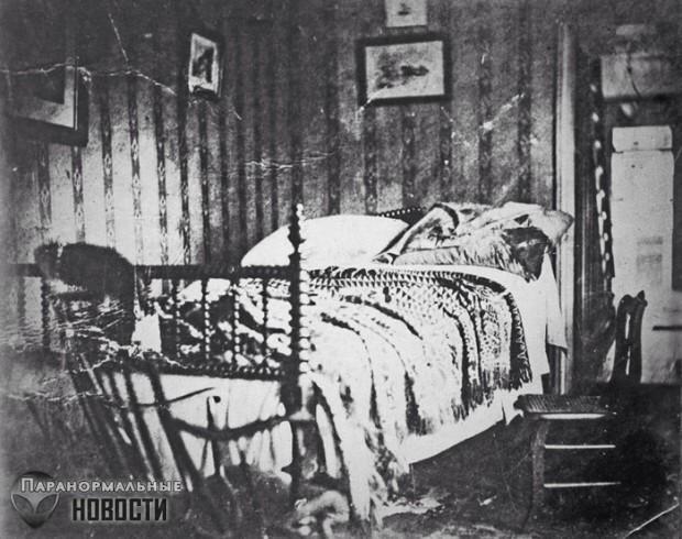 Тайна странного убийства «ночной бабочки» Лили Линдстром