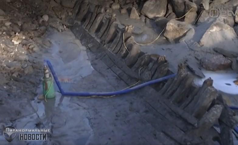 В Эстонии откопали средневековое судно с... советской консервой 1960-годов