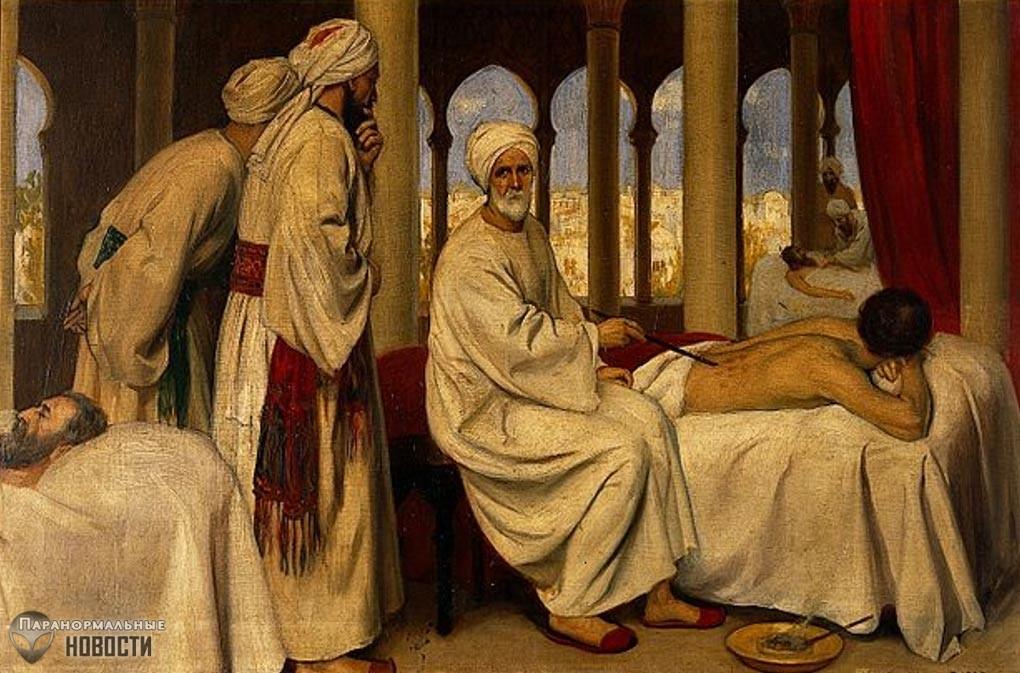 Опередившие эпоху открытия арабского медика Абу аз-Захрави