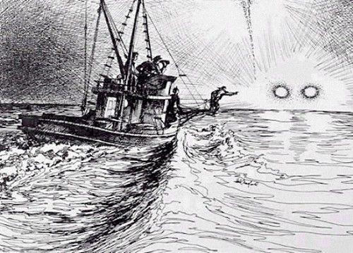 Подводный инопланетный корабль или тайна инцидента в Шег-Харборе