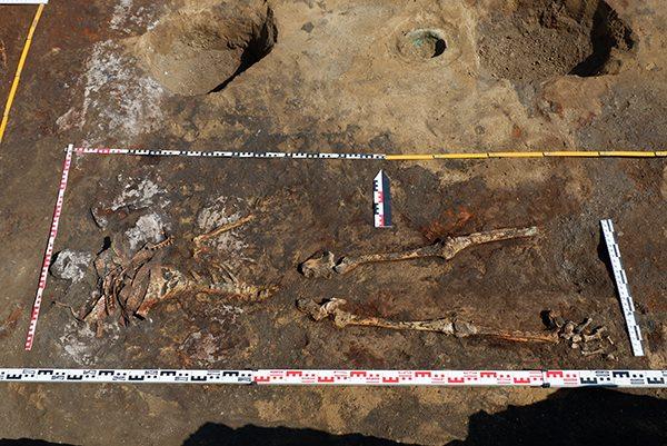 В России нашли древние могилы амазонок