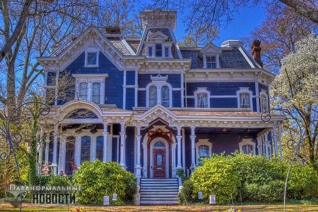 Пугающая история о призрачном тролле в доме