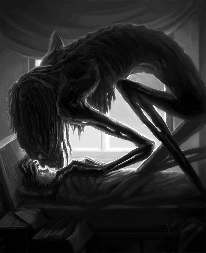 Объяснимое явление или что-то мистическое? Что такое Сонный паралич